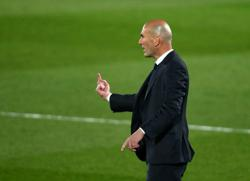 Exhausted Real won't rest on laurels at Anfield, says Zidane