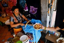 Mexican Netflix street vendor star 'Lady Tacos' eyes jump to political stage