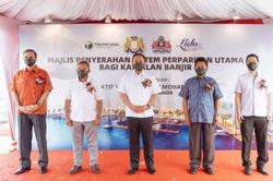 Tropicana's flood mitigation system in Johor ready