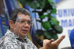 Saifuddin: I was not minister responsible for Icerd