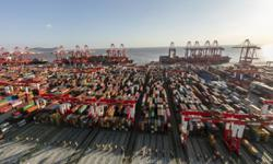 Soaring China-US trade points to 'political chill, economic heat'