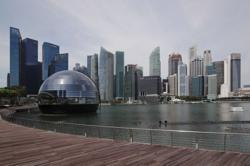 Singapore economy grows 0.2 per cent in Q1, first expansion since onset of Covid-19: Flash data