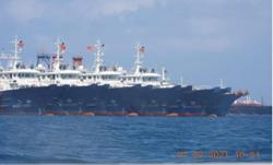 Minister orders filing of protest over swarming of 240 China vessels in WPS