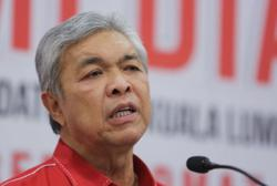 Zahid: I never told Umno grassroots Bersatu was conspiring to hold on to power