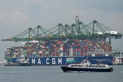 Singapore braces for deluge of container ships sailing from Suez