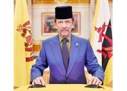 Remain vigilant against virus in month of Ramadan: Brunei Sultan