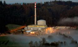 Disaster-ready Swiss rethink iodine handouts as nuclear plant offline