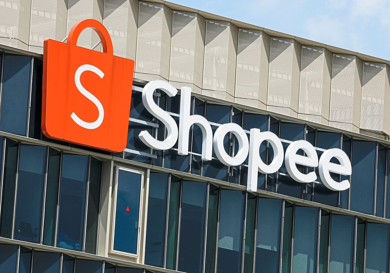 Shopee going strong   The Star