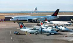 Major Air Canada holder endorses bailout and sees 50% upside