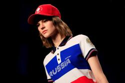 Russia unveils flagless uniforms for Tokyo Games