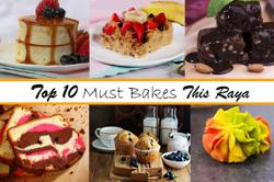 DON Listicle: 10 Must Bakes this Raya