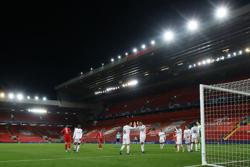 Makeshift Madrid defence stands tall at Anfield