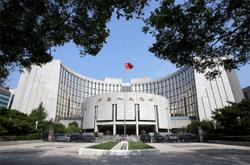 China's central bank injects 150 bln yuan through medium-term loans