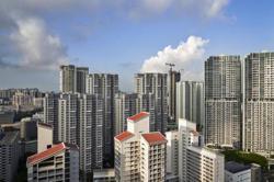 Singapore property market heats up with jump in home sales