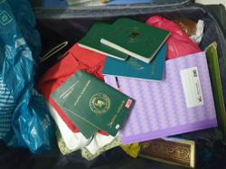 Three Bangladeshis nabbed for forging passports in Ampang