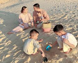 Ramadan is a time of togetherness for this family