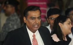 Billionaire Ambani sends oxygen from his refineries to aid India's Covid fight