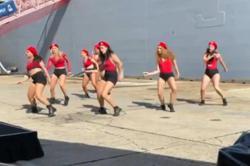 Twists aplenty in Australian Navy twerking controversy