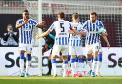 Hertha team in isolation after several coronavirus cases