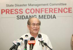 No MCO in five Sarawak districts, CMCO to continue until April 26 as scheduled, says Deputy CM