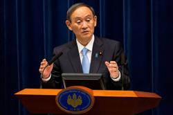 Japan PM Suga: Will do utmost to prevent COVID spread ahead of Olympics