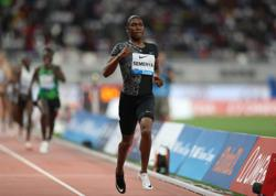 Semenya open to 5,000-m qualification bid for Tokyo Olympics