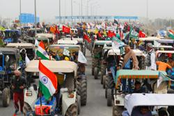Indian farmers vow to carry on months-long protest despite concerns over coronavirus