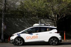 Self-driving startup Cruise raises $2.75 billion from Walmart, others