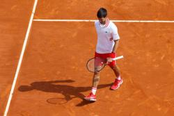 Djokovic counts Evans loss among his worst performances in many years