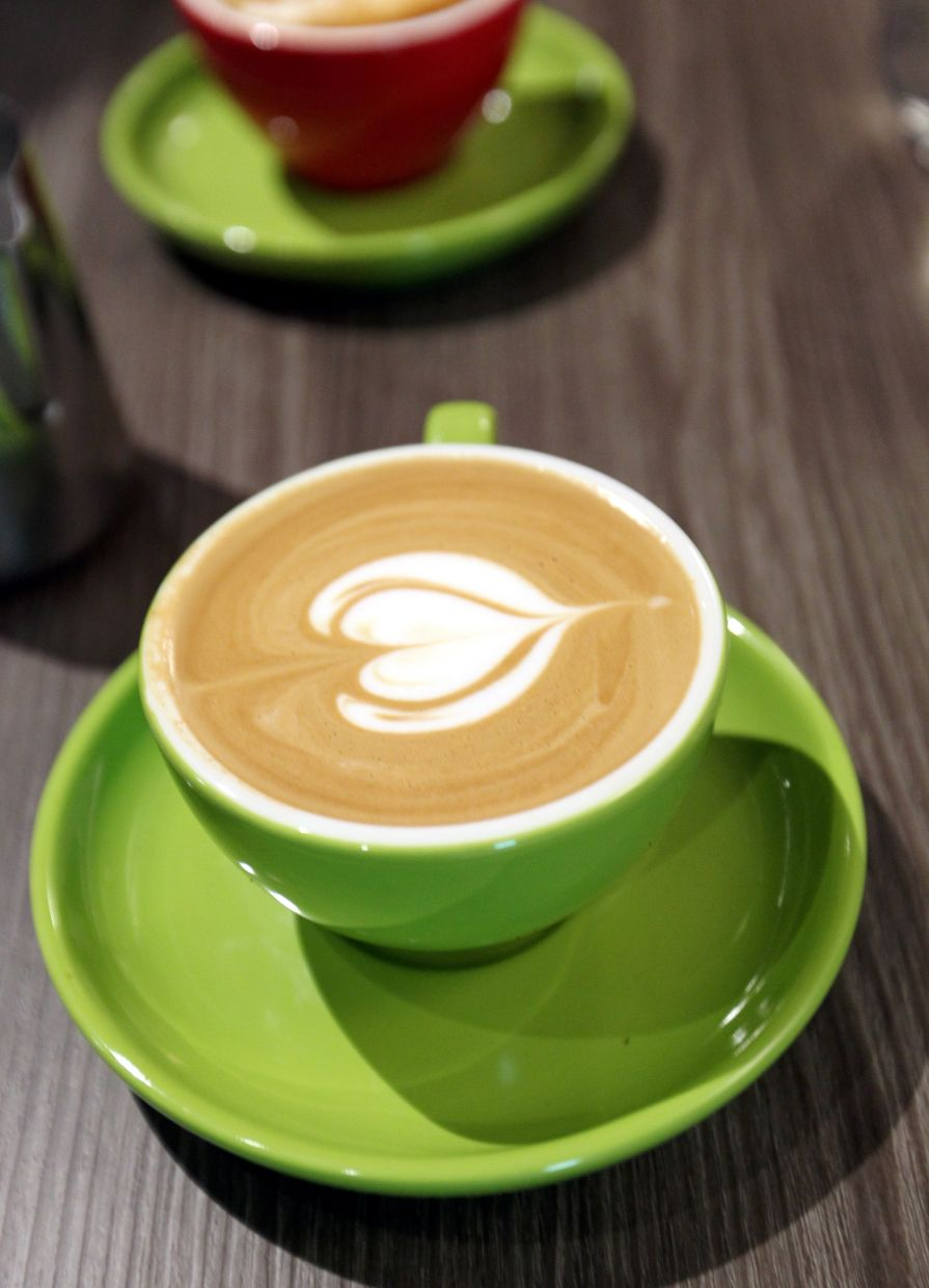 A cup of coffee has a higher carbon footprint than a small bottle of beer. — Filepic