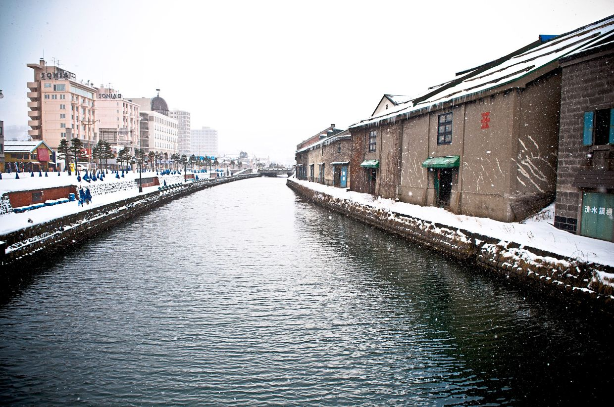 The world's most valuable man-made canal for tourism is the Otaru Canal in Hokkaido, Japan. It welcomes more than 10 million tourists yearly.