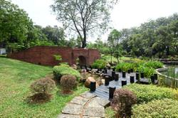 Japanese-themed garden a welcome oasis in Shah Alam