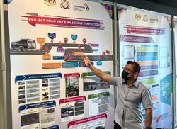 BRT pilot programmefeedback welcomed