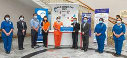 Hospital fundraiser nets over RM4,000 for kidney patients