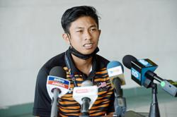 Khairul gives explanation on intention to train under Poad again