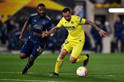 Alcacer and Moreno send Villarreal into Europa League last four