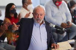 Brazil's Supreme Court confirms decision to annul Lula convictions