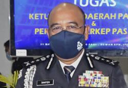 MCO: Kelantan police ask public to use new permission letter for interstate, inter-district travel