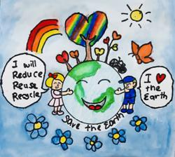 Starchild: Malaysian children share tips on caring for the Earth