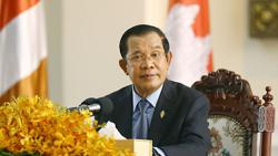 Cambodia's Hun Sen set for Asean summit, to get early Covid jab