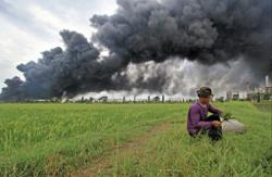 Pertamina ignored locals' warning, says Indonesian Ombudsman over Balongan refinery fire