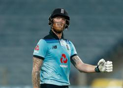 Stokes ruled out for three months with fractured finger