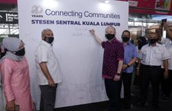 Overused transport hub KL Sentral to be upgraded in long-term plan, says Dr Wee