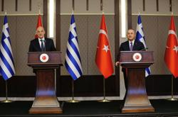 Greece says wants positive agenda with Turkey after ministers' spat