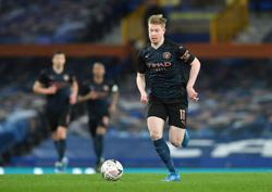 Man City's De Bruyne approaching peak form in home stretch - Guardiola