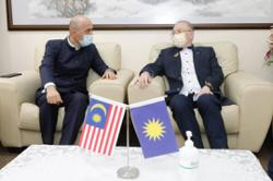 Future Malaysia-Tajikistan partnership in aviation, logistics in the works, says Dr Wee