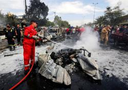 Iraq attacks deepen security woes as global, local rivals clash