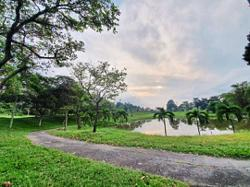Firm 'no' to proposed rezoning of green space