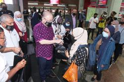 Wee: KL Sentral to improve services to keep up with increasing capacity