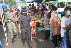 Bazaar SOP to be strictly enforced